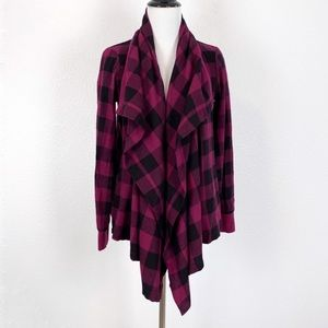 NWT Alternative Apparel XS Open Waterfall Coverup